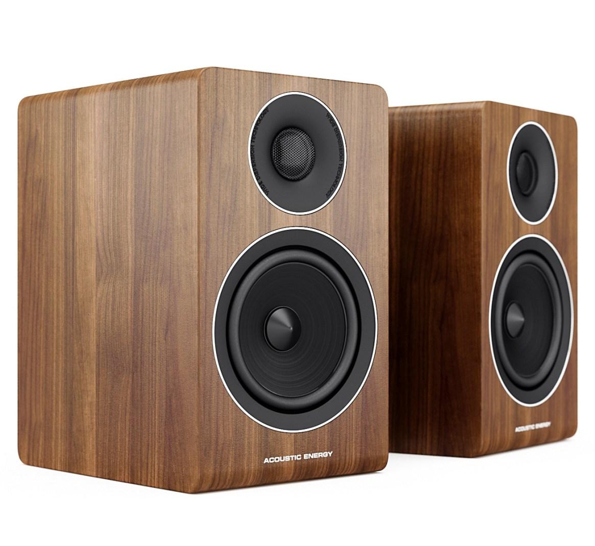 Acoustic Energy AE300 (Walnut)