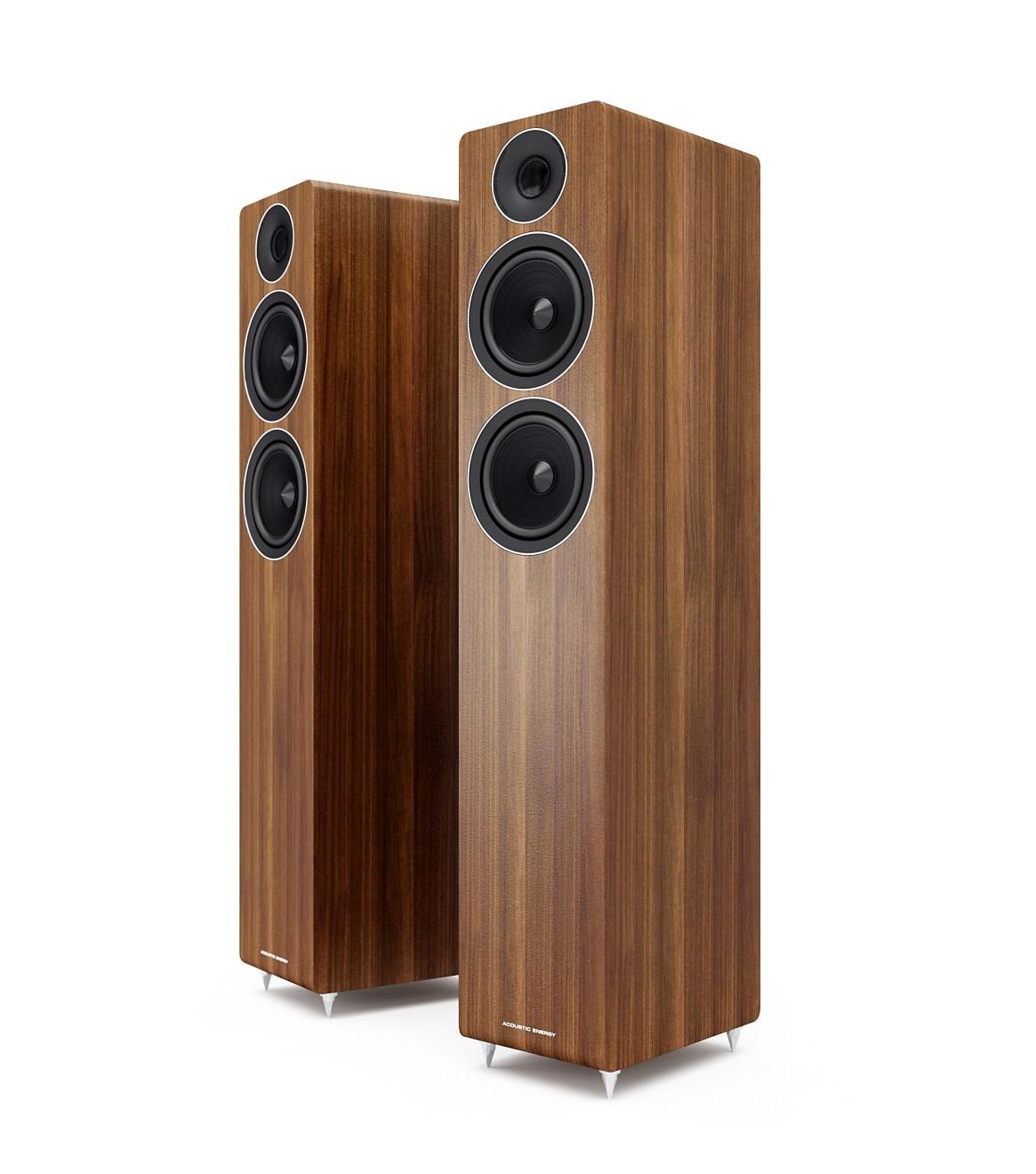 Acoustic Energy AE309 (Walnut)