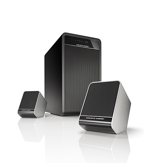 Third generation AEGO Series as 2.1 and Soundbar systems