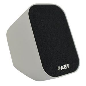 Acoustic Energy Aego M Satellite (White)