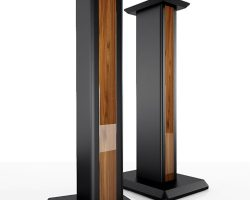 AE Reference Stands (Gloss Walnut)