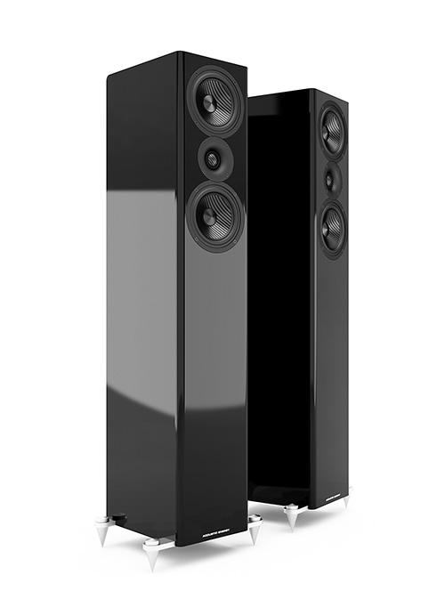 Acoustic Energy AE509 (High Gloss Black)
