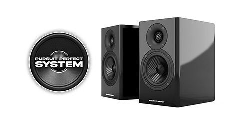 Persuit Perfect System Review the Acoustic Energy AE500