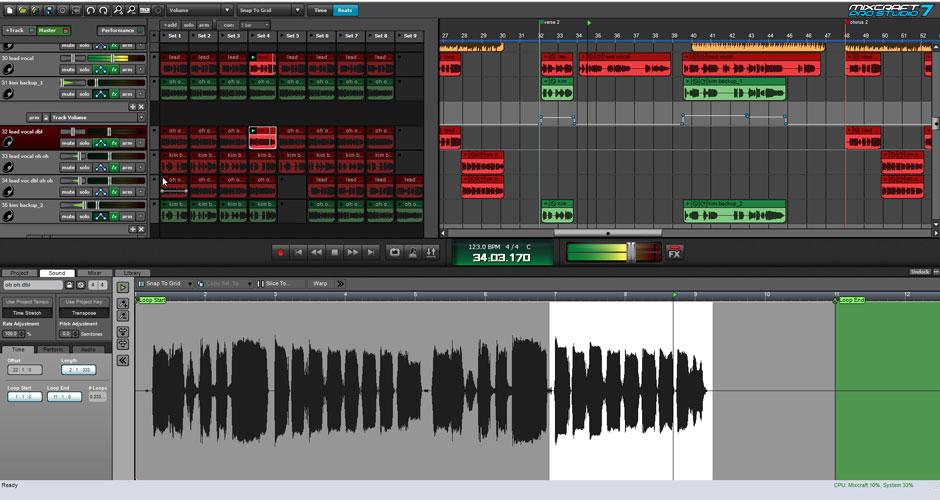 beat making software mixcraft