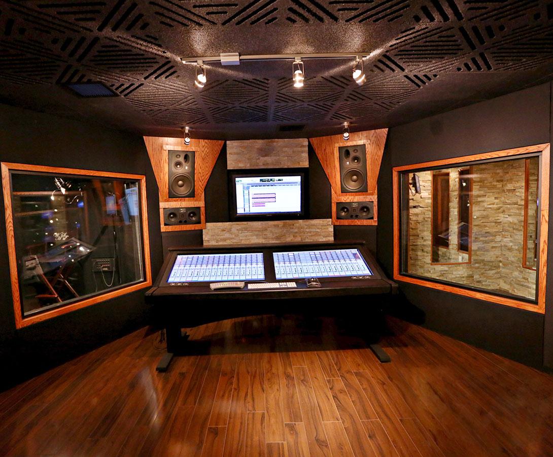 Small Recording Studio Design Ideas