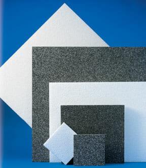 Acoustical Panels Mold Mildew Moisture Resistant