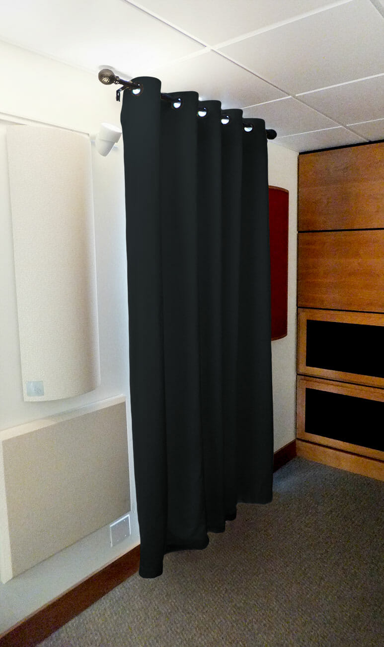 ACOUSTICURTAIN Sound Absorbing Curtains  Acoustical