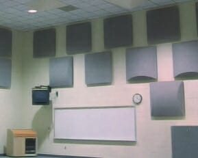 Decorative Acoustic Diffuser Panels  Sound Deadening Panels