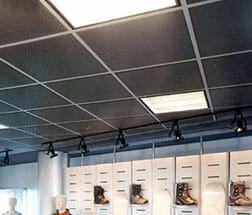 Decorative Metal Ceiling Tiles  Expanded Metal Ceiling Panels