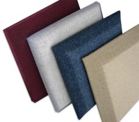 Fabric wrapped Wall Panels, Acoustical Wall Panels
