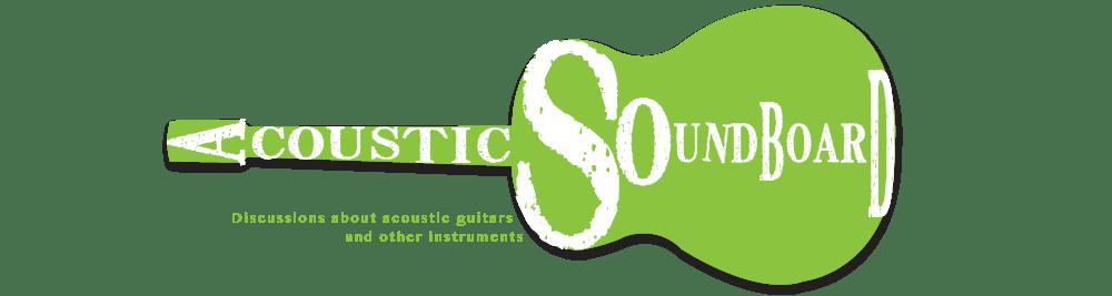 Acoustic Soundboard UK Logo