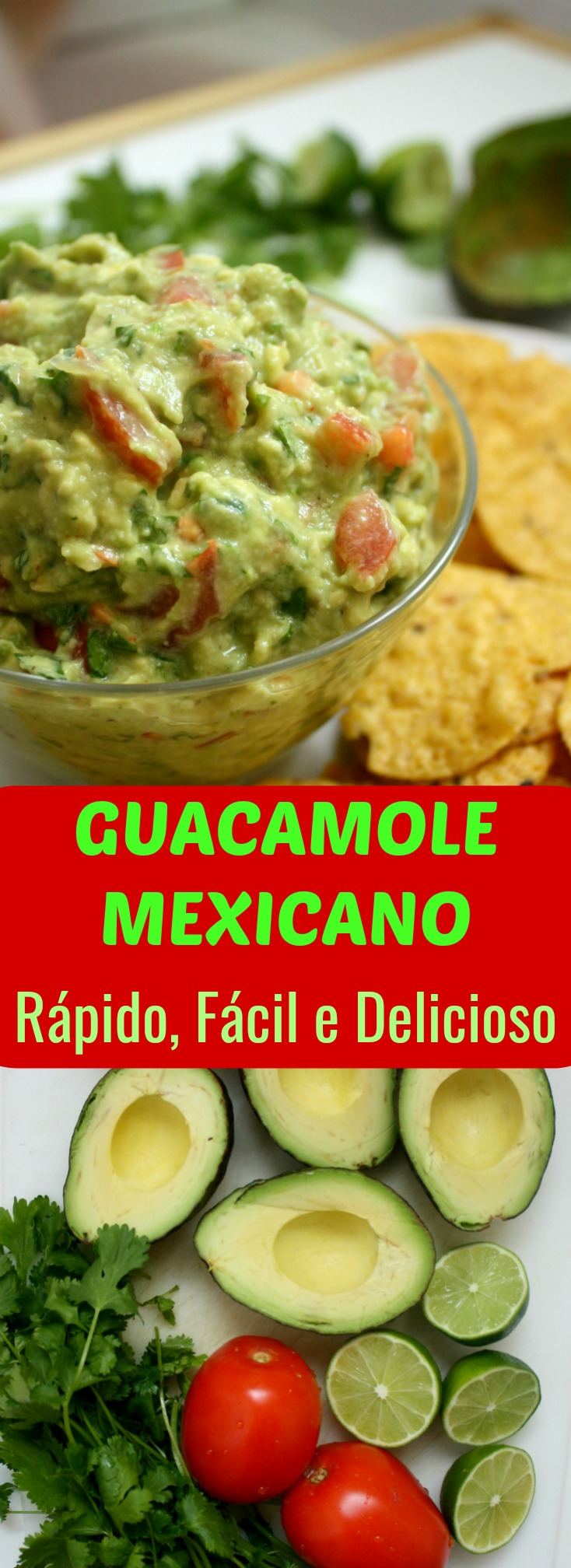 Guacamole Mexico! Rápido, Fácil e Delicioso! | acozinhaintolerante.com