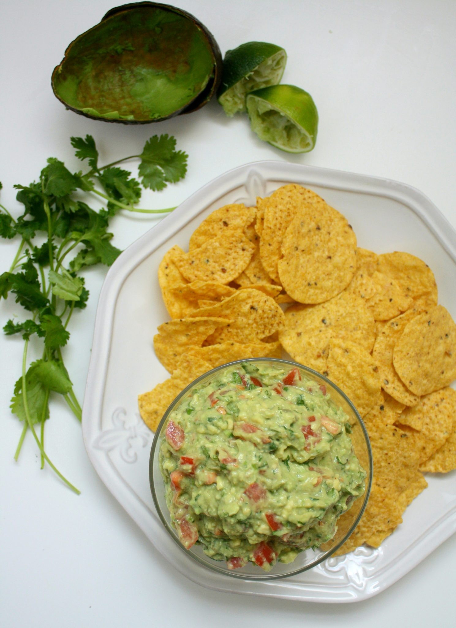 Guacamole original de guacamole mexicano! Pronto em 10 minutinhos!