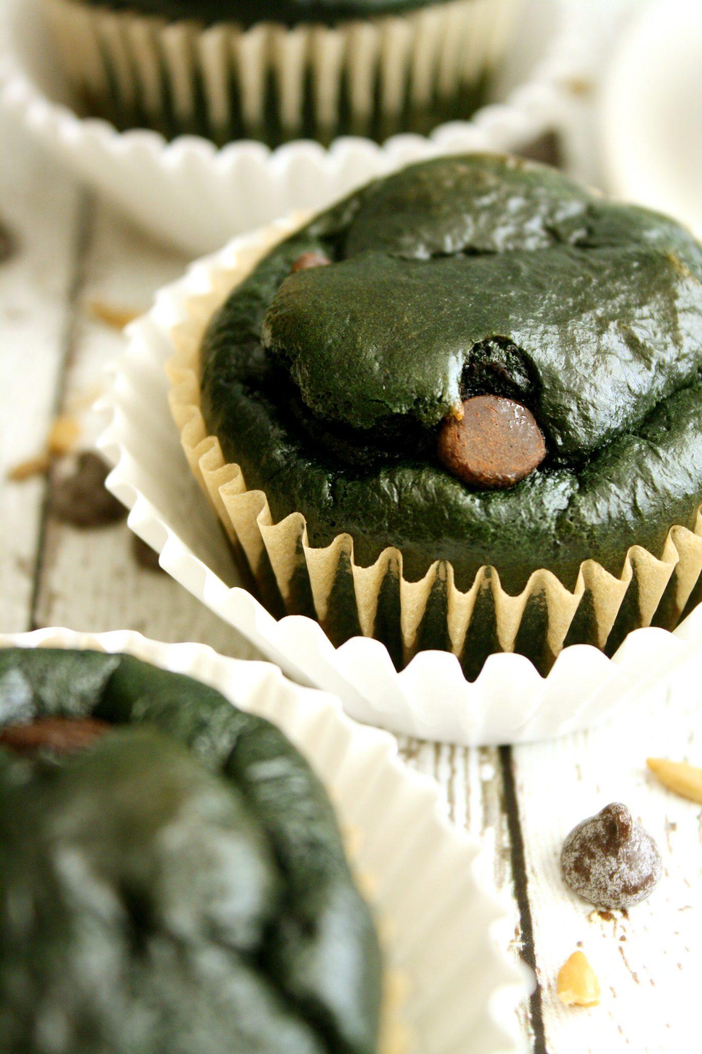 Cupcake saudáveis sem açúcar, sem glúten e sem lactose!