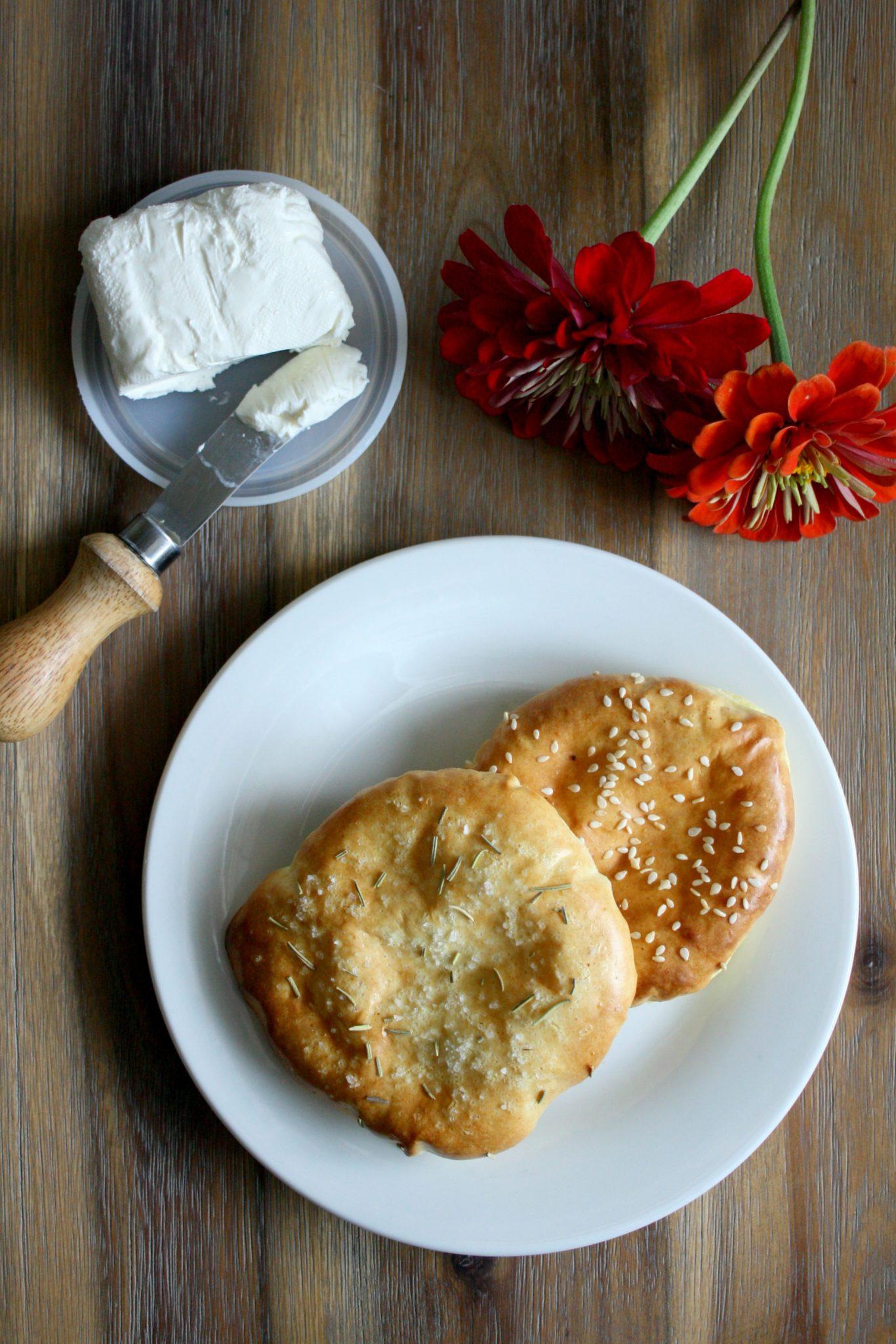 Pão low carb, Paleo e Cetogênico! Com somente 3 ingredientes!