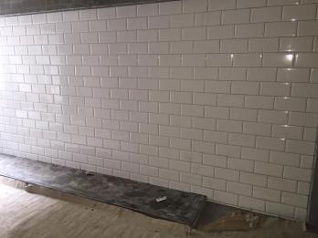 Subway kitchen tiles backsplash