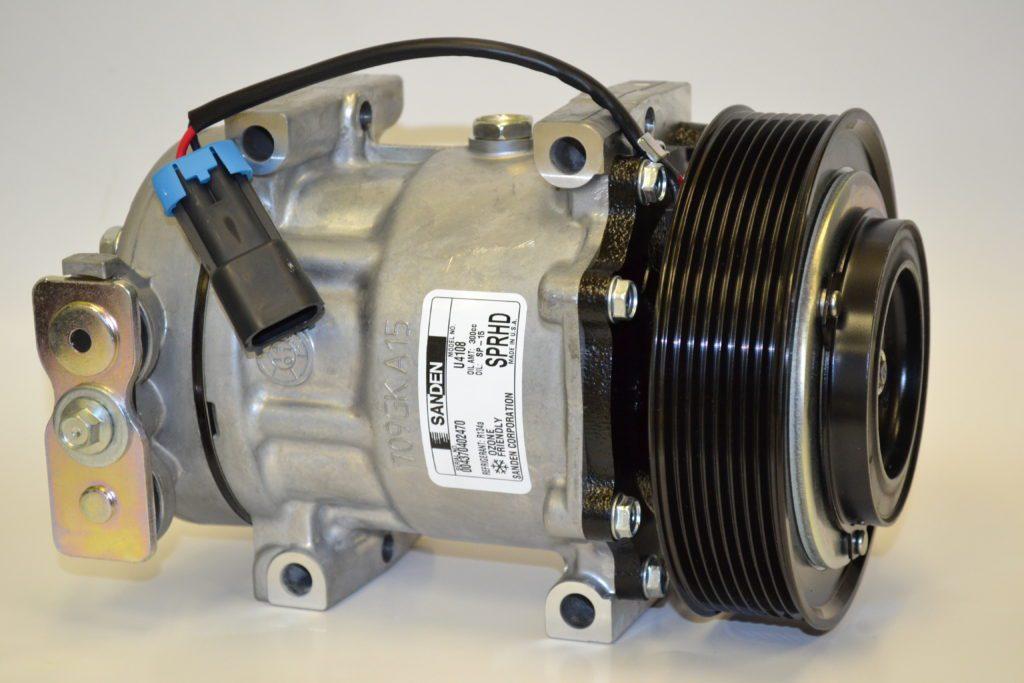 Mack Truck Wiring Diagrams Compressor New Origanal Sanden 4108 4097 4097e1 4108u