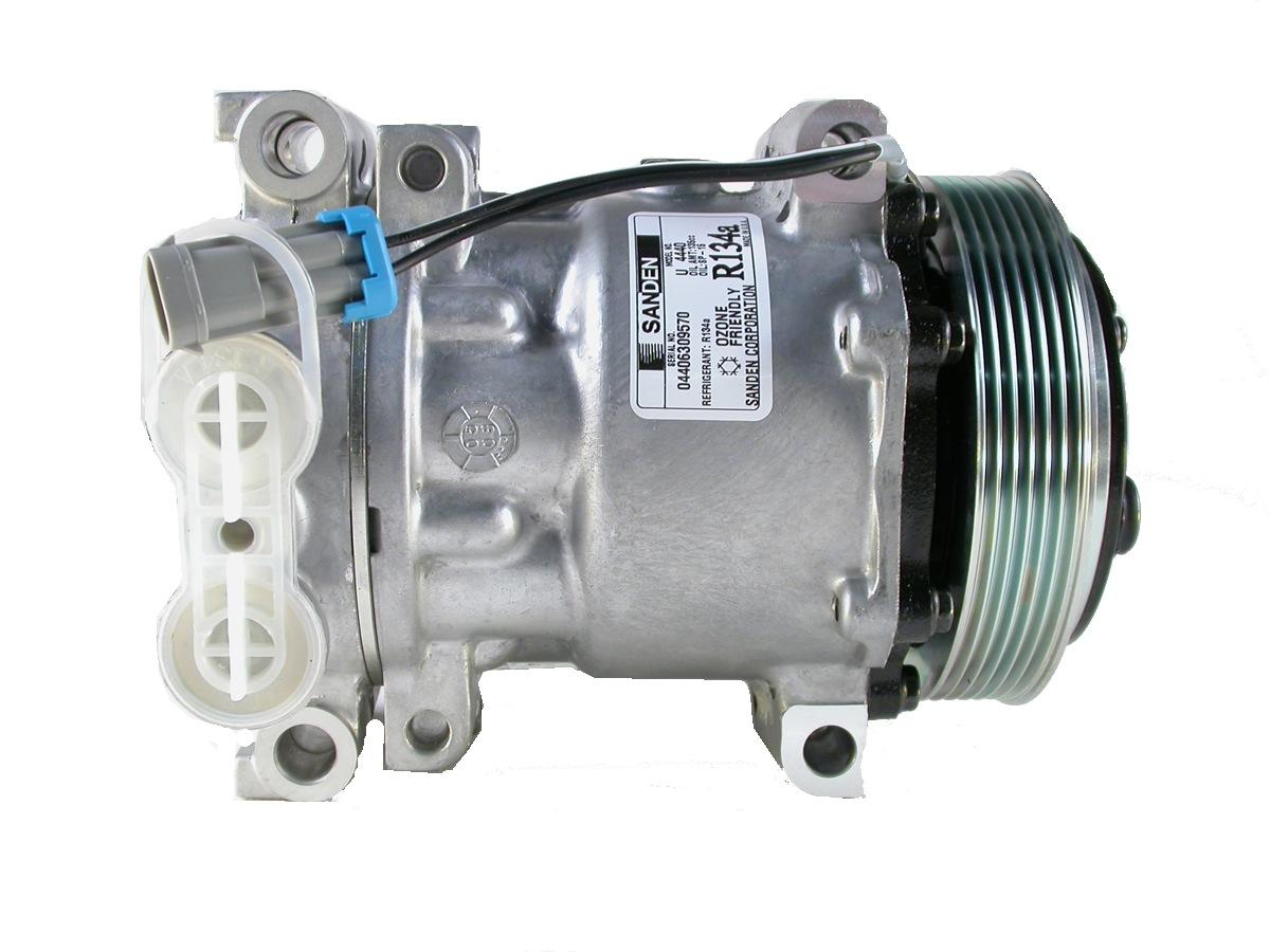 ac compressor spal thermo fan wiring diagram new original sanden 4440 1101162 parts