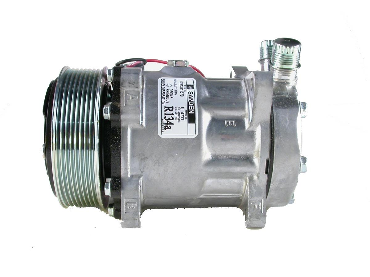 ac compressor wiring diagram book new original sanden 4711 1101255 parts