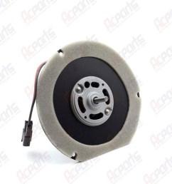 blower motor single shaft flange mount peterbilt 2005 2012 1001240  [ 1200 x 800 Pixel ]