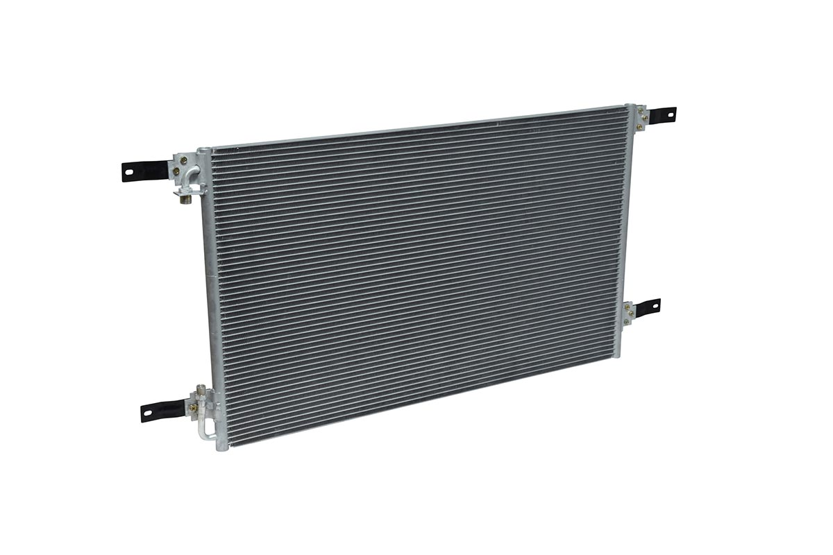 hight resolution of condenser freightliner century