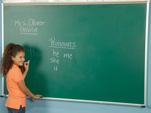 deluxe porcelain steel chalkboards