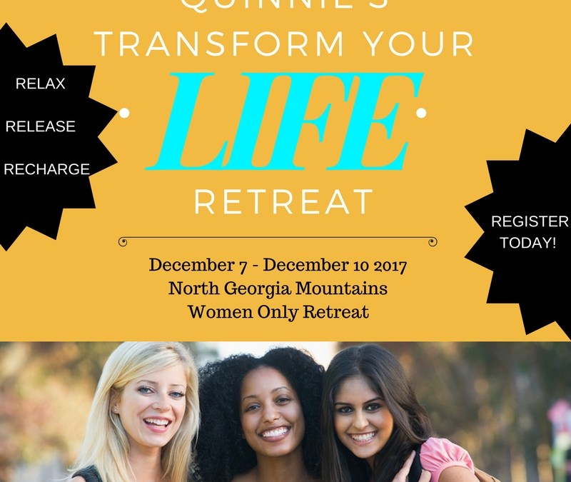 Quinnie's Transform Your Life Retreat