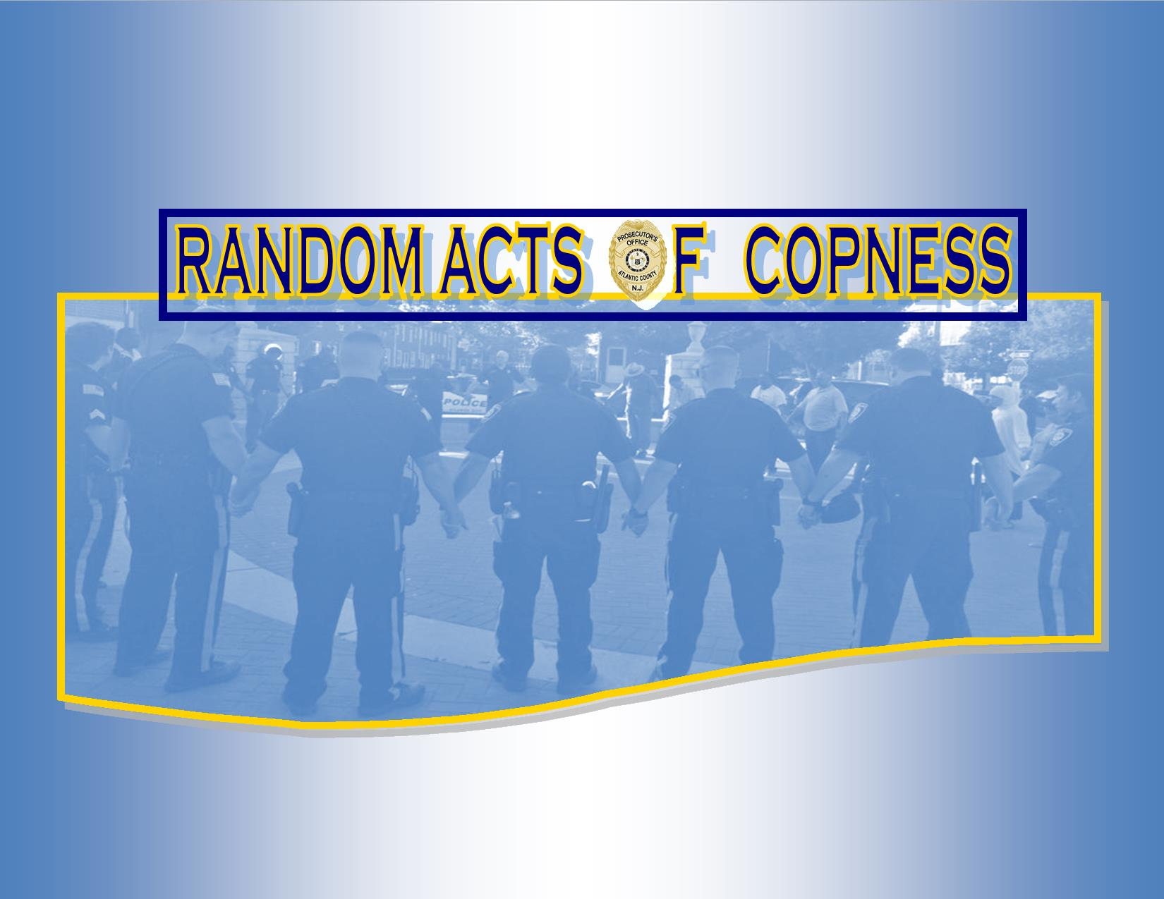 Random Acts of Kindness & Epic Acts of Service
