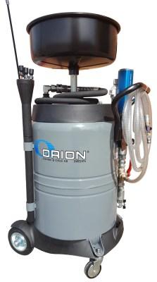 suction waste oil unit