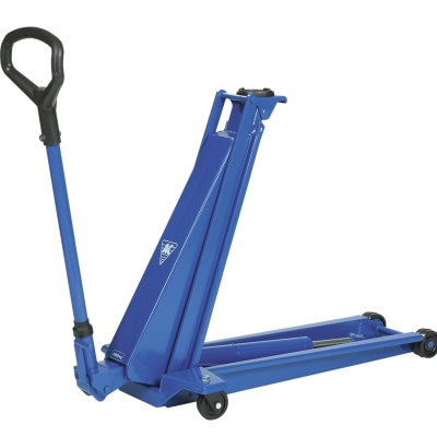 Capacity: 2,0 t DK20HLQ High lifting jack ideal for SUVs and vans
