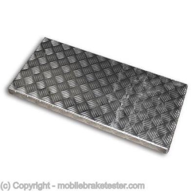 Mobile Brake Tester Cover Motor Box