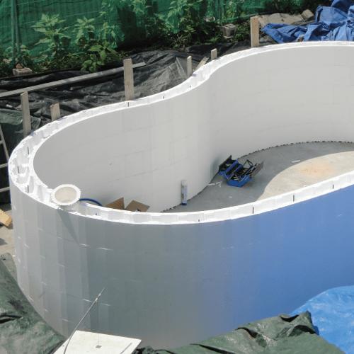 Acqua SPA piscine Isoblok