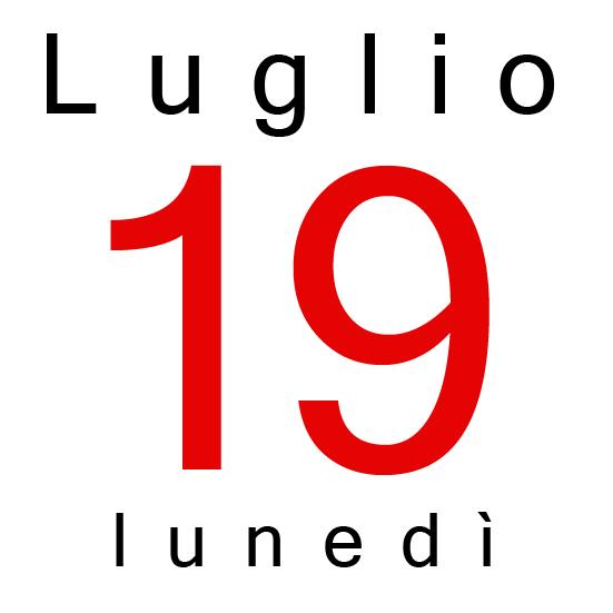 19luglio