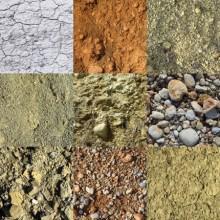 Terre Bianche_ tipi di suolo