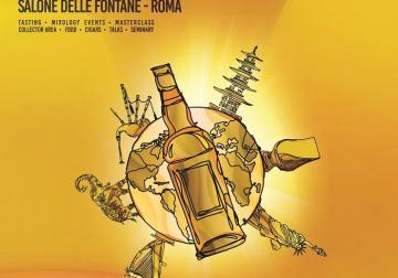 2 e 3 marzo l'ottava edizione del Roma Whysky Festival