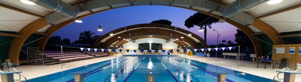 H2O  piscina sportiva  struttura