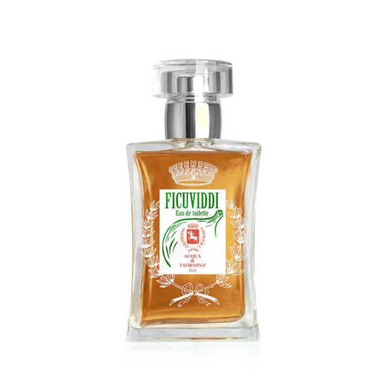 Acqua di Taormina parfums ficu_bottiglia_50 <b>Ficuviddi</b><br>Eau de Toilette<br>50 ml.