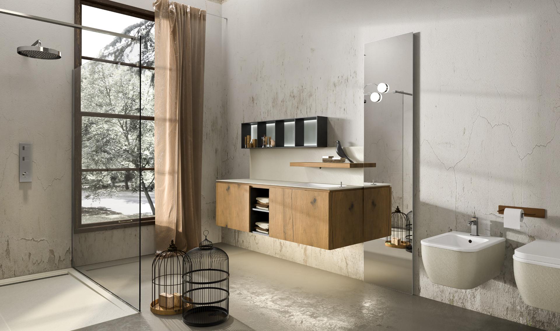 Arredo bagno design futuristico  Arredamento  Design
