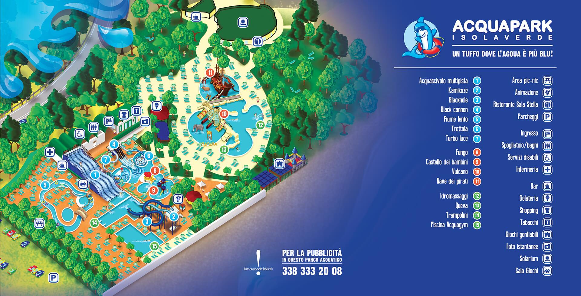 Prezzi e Offerte  Acquapark  Isola Verde