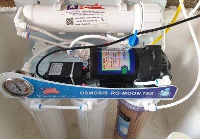 Nuovo impianto ad osmosi inversa