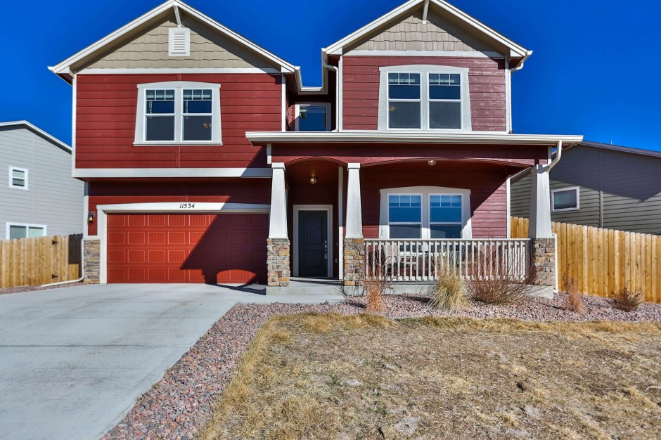 11534 Avena Road - Peyton Colorado Real Estate