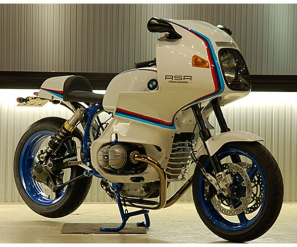 Ritmo Sereno BMW R100RS Acquire