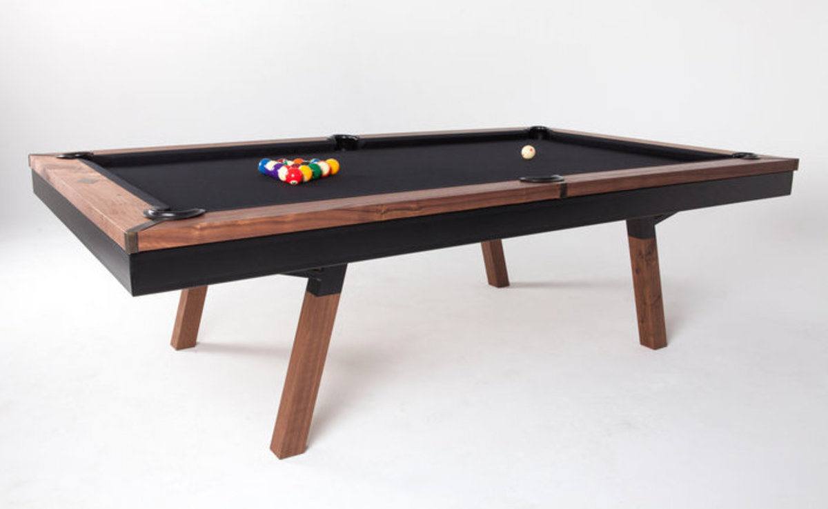 Sean Woolseys Pool Table is the perfect addition to your