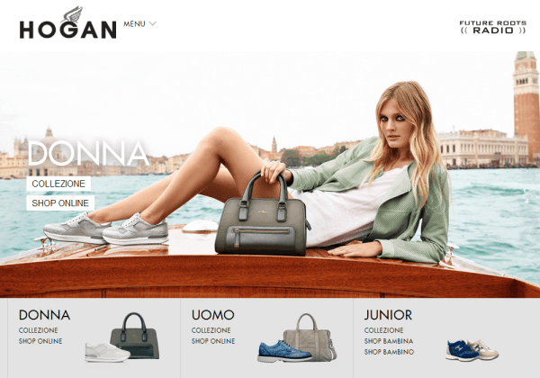 hogan sito ufficiale