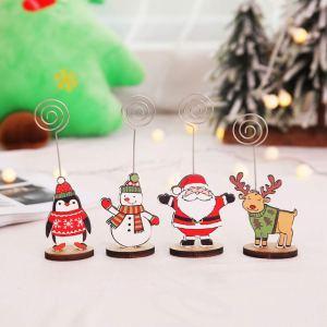 segnaposti natalizi