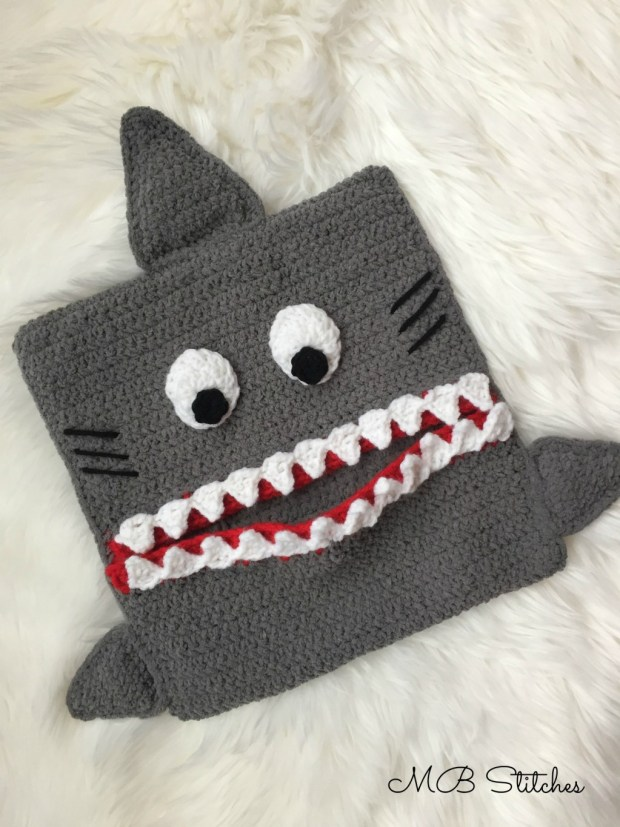 Shark Week Crochet Pattern Round Up A Crafty Concept