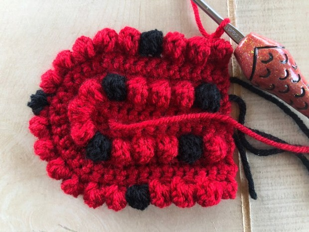 Learn how to make this easy crochet watermelon pillow and make your crochet home decor a little sweeter.