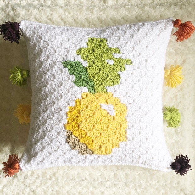 One of the best things about summer is all the fruit! Celebrate the warm weather with this fruity list of 16 free crochet fruit patterns.