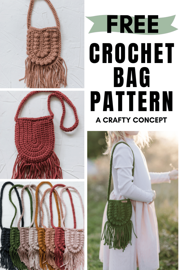 Learn how to make a simple crochet toddler purse. This free crochet pattern comes with a full step-by-step photo tutorial making it perfect for beginners.