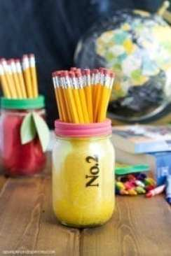 Fun Back to School Kid Crafts and Activities - A More Crafty